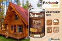 Uleiul protector pentru lemn Bochemit Estetik