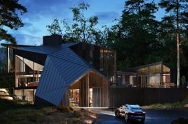 O casă de... Aston Martin