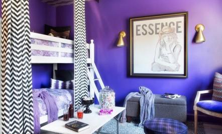 Culoarea anului, Ultra Violet, își poate face loc ușor și în casa ta