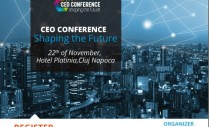 CEO Conference - Shaping the Future are loc in Cluj Napoca, pe 22 noiembrie