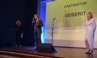 Geberit a fost premiat în cadrul Galei Premiilor Real Estate Pentru această ediție nominalizările au fost