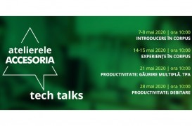 Ateliere online gratuite pentru producătorii de mobilă - Accesoria Group