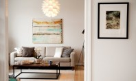 Un apartament al carui design prezinta influente scandinave Anette a adus un plus de personalitate apartamentului