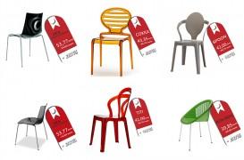 Promotia primaverii la scaunele Trend Furniture!