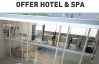 Hotel sau Spa, oferte saune si fitness personalizate pentru 15mp, 25 mp si 35 mp