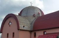 Au inceput lucrarile de reabilitare a invelitorii si de termoizolatie interioara pentru Biserica Ortodoxa Romana Sibiu - Parohia Inferior II