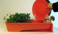Picuratoare de vase reinventate Picuratoarele de vase nu se numara printre cele mai estetice necesitati in