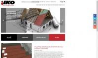 Cu mandrie va prezentam NOUL website IKO! Noul website IKO are un design modern & continut