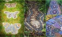 Aleile din gradina si farmecul pietrei naturale Piatra naturala a fost intotdeauna un material favorit in