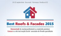 BEST ROOFS & FACADES 2015 evenimentul anului pentru montatorii de acoperisuri Concursurile de montaj si demonstratiile