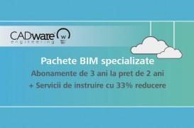 Pachete software BIM specializate