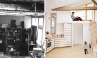 Studioul unui artist din anii '70 a fost transformat într-o casă luminoasă și aerisită In 2014