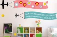 Cauti un cadou de 1 iunie pentru copilul tau? Decoreaza-i camera cu ajutorul gamei Happy