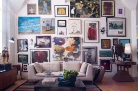 Galeria de arta de pe perete: sfaturi si sugestii