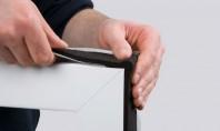 Soluție completa de etanșare a ferestrelor - ISO CHEMIE Germania Produsele ISO CHEMIE montate impreuna formeaza