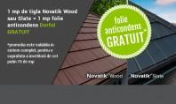 Novatik Slate și Novatik Wood - cele mai noi profile din portofoliul Final Distribution Final Distribution