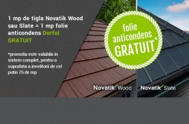 Novatik Slate și Novatik Wood - cele mai noi profile din portofoliul Final Distribution