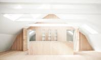 Renovare monocroma a unui apartament din sec al XVIII-lea Echipa de designeri de la Studiomama s-a