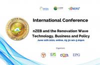RCEPB 2021, 11 iunie: nZEB și Valul de Renovare a Clădirilor – Tehnologie, Afaceri și Politici