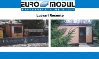 Container Modular serie 200 - de la Euro Modul Containerul modular serie 200 este dotat cu