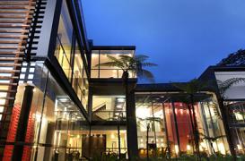 Mashpi Lodge Retreat - premiul pentru cel mai ecologic hotel