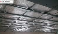 Sistemele ISOFLECT aplicate la blocurile de locuinte Deosebit de eficiente si pentru tavanele apartamentelor situate la