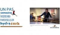Hydrocork - am lansat site-ul in limba romana - www hydrocork ro CORKLINE lanseaza in premiera