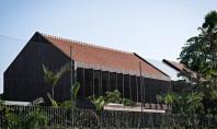 Abordare traditionala pentru o casa de vacanta Arhitectii de la D-Associates au proiectat locuinta DRA inspirandu-se