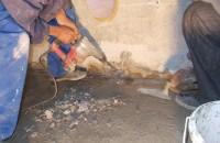 Cum simplifică Sistemul Penetron hidroizolarea Materialele Penetron se aplica pe suprafete umede din beton, atat pe partea pozitiva cat si pe cea negativa.