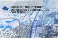 Autodesk Architecture, Engineering & Construction Collection: pachetul BIM esential pentru proiecte de arhitectura, infrastructura si constructii