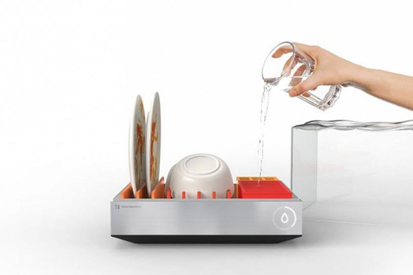 Mașina de spălat vase mică, dar multifuncțională