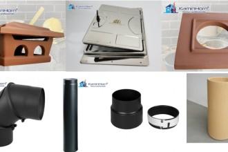 Ce accesorii sunt necesare pentru un coș de fum profesional?
