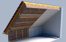 Membranele LDS de la Knauf Insulation pentru izolarea acoperisurilor inclinate