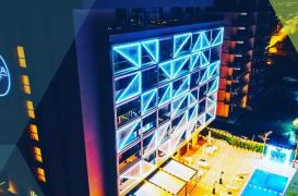 Cum a obținut hotelul Nyota din Mamaia Nord o sonorizare demnă de un hotel de lux