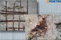 Principalele cauze ale deteriorarii betonului: Carbonatarea si coroziunea armaturii