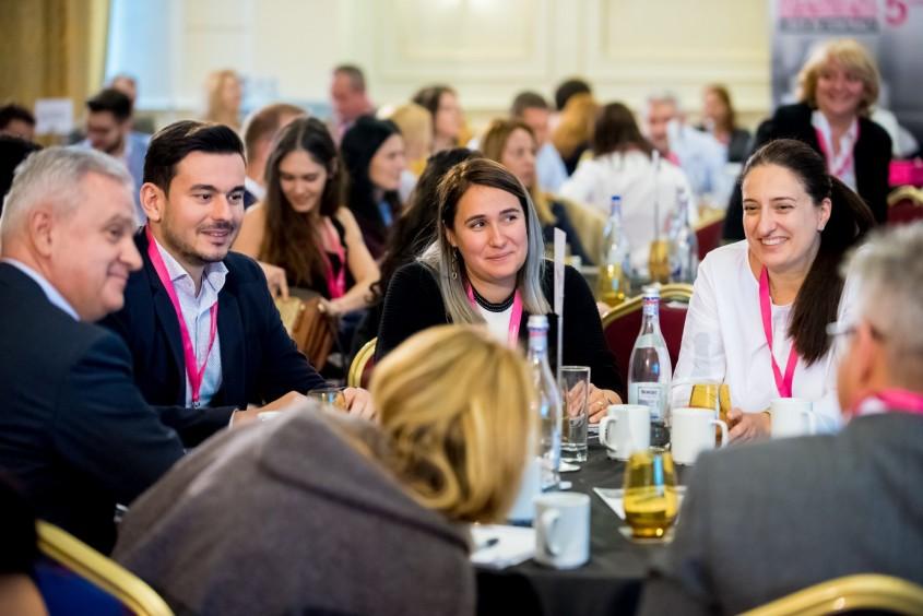 BERD, Allianz-Tiriac Asigurări și Kompass împărtășesc idei de business managerilor din România
