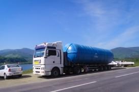 Și tu ai nevoie de un rezervor de dimensiuni mari pentru stocare apă?