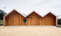 Reinterpretare contemporana pentru tipologia fermelor australiene Firma de proiectare Room11 a finalizat lucrarile la casa Lookout