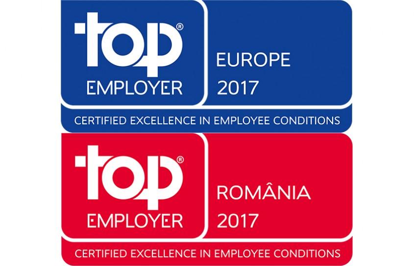 Saint-Gobain: angajator de top in Romania si Europa in 2017