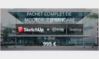 Ofertă specială până pe 22 decembrie pentru SketchUp și V-Ray for SketchUp Da viata proiectelor tale