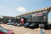 Tehnologie unică Bose la showroom-ul Toyota-Lexus București Nord