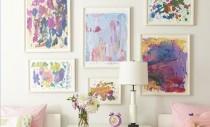 Solutii simple pentru decorarea peretilor