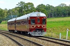 Primul tren din lume, cu 100% energie solară se lansează în Australia