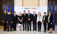 """Proiectul SCHOOL + HOSPITAL în programul oficial """"România la Centenar"""" la Palatul Cotroceni Proiectul SCHOOL +"""