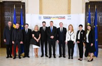 """Proiectul SCHOOL + HOSPITAL, în programul oficial """"România la Centenar"""", la Palatul Cotroceni"""