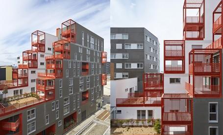 Apartamente moderne in docuri