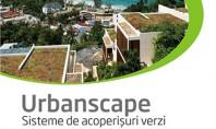 Urbanscape - Sisteme de acoperisuri verzi Urbanscape este un sistem inovator usor de instalat cu o