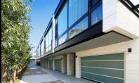 Uși de garaj pentru accesul în parcajele comune - Butzbach Sectiolite Sprint să fie concepute pentru