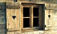 Obloane cu modele decupate - un mod practic si divers de a imbraca ferestrele Pe langa