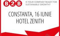 Cel mai mare eveniment de afaceri al anului din Constanta are loc in 16 iunie 2016